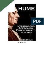 Hume, David - Investigação Acerca do Entendimento Humano