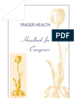 Handbook for Caregivers
