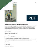 Arthur Machen - House of Souls