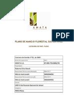 AMATA Plano de Manejo Sustentavel PMFS Da Flona Jamari UMFIII