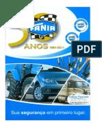 FANIA CATÁLOGO CABOS  2011