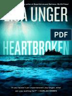 Heartbroken by Lisa Unger - Excerpt