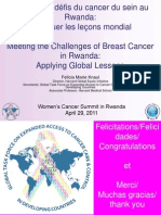 Meeting the Challenges of Breast Cancer 290411