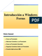 1.Introduccion a Windows Forms