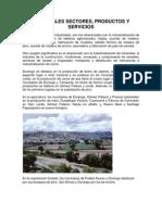PRINCIPALES SECTORES DURANGO 2