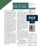 RiverWalk & Talk May