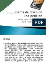 Subsist Em A de Peticion Del Disco