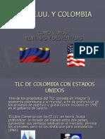 Tlc en Ee.uu y Colombia