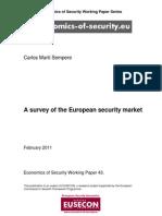 A Survey of the European Security Market