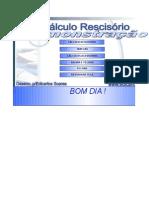 C+üLCULO de TEMPO DE SERVI+çO (Demonstra+º+úo)