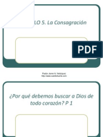 5 La Consagracion p