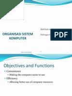 Perkuliahan 6 - Organisasi Sistem Komputer - OS Support