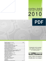 Catalogo Cober Electronics 2010