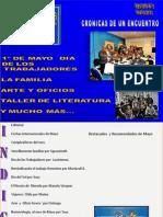 Revista Digital Nº5 Mayo de 2012 - Letras y Algo Más