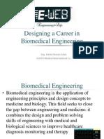 Designing a Career in Bio Medical Engineering