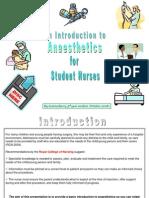 Ch09 Anaesthetics