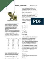 Matematica nas Finanças