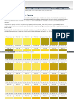 Código Pantone (colores)