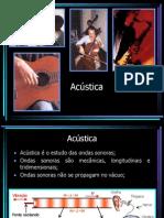 acustica - Ondas sonoras