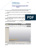 Guía de Práctica de Autodesk Inventor 2010 2
