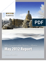 MLA Compensation Review