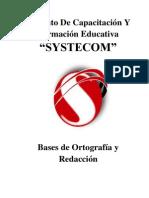 Ortografia y Redaccion Manual