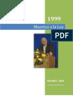 Ron Dart Sermón 1999 -Muertos a la Ley