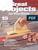 19 Great Projects for Your Shop