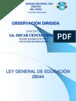 Ley General de Educación.ppt