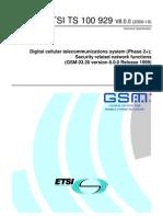 GSM-03.20