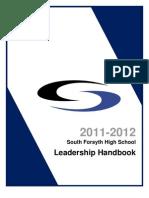 SFHS Lead Handbook