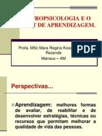 A NEUROPSICOLOGIA E O DÉFICIT DE APRENDIZAGEM.