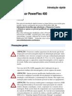 Inversor Power Flex400