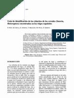 Guía de identificación de los chinches de los cereales_2003_España_Ruiz et al.