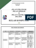 Pelan Strategik Kelab Komputer 2012