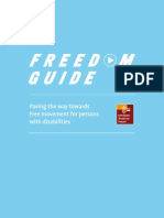 Acessibility Freedom Guide