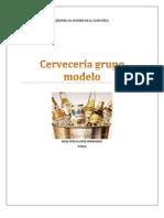 Cervecería grupo modelo