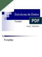 Aula6-Funcoes-Ponteiros