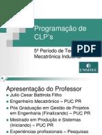 Aula 1 - CLP