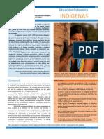 Situacion Colombia - Pueblos Indigenas 2012