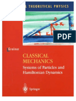 Greiner Classical Theoretical Physics