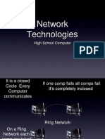 Japheth DeVries - HS Comp I - Network Technologies