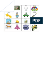 Bossy r Word Sort Pictures