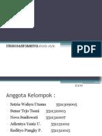 Presentasi Kimia Analisa Dikromatometri 2