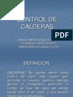 Control de Calderas