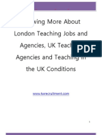 Uncovering the Benefits of Teaching in the UK