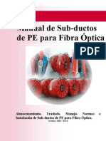 Manual de Instalacion f.optica