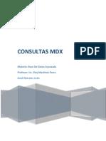 CONSULTAS MDX