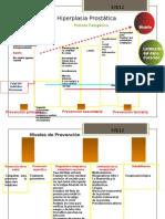 Historia Natural de La Hiperplacia Pro Static A
