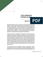 Crisis Civilizatoria El Tiempo Se Agota